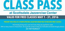 FREE Fitness Month at Jazzercise of Scottsdale