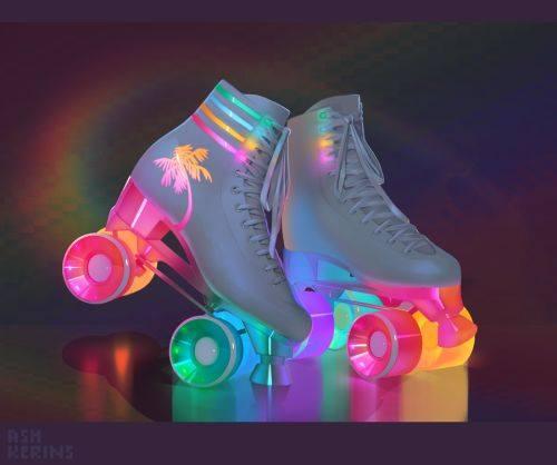 Skate with AZRD