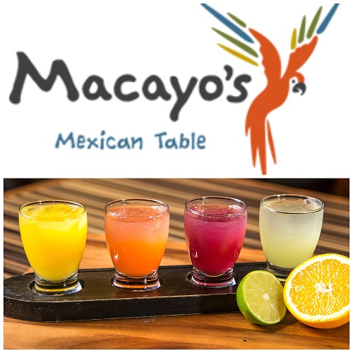 Macayo's Honors the Margarita's 70th Anniversary with Margarita Special, Free Trip to Mexico