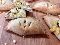 AZ Food Crafters Announces New Argentinian Corn and Cheese Empanada Available through July 31