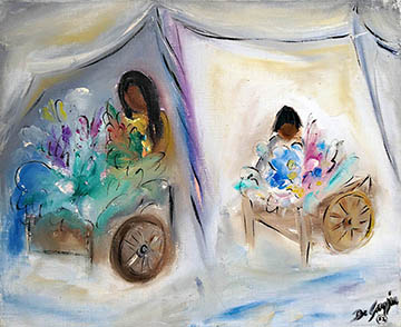 """El Mercado – DeGrazia Paints the Marketplace"" Opening Reception"