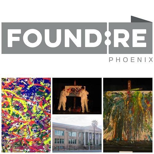 FOUND:RE PHOENIX HOTEL AND PHOENIX ELEMENTARY SCHOOL DISTRICT LAUNCH FEBRUARY ART EXHIBIT
