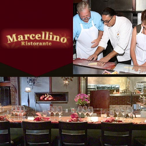 Learn & Lunch with Chef Marcellino at the Chef's Island