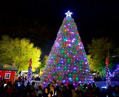 Tumbleweed Tree Lighting & Parade of Lights