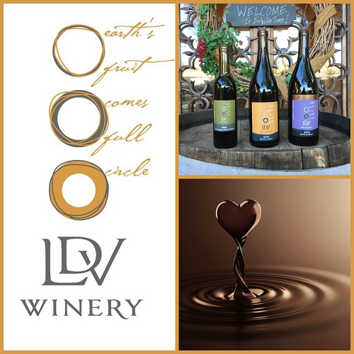 LDV Winery Valentine's Day Wine Tasting and Chocolate