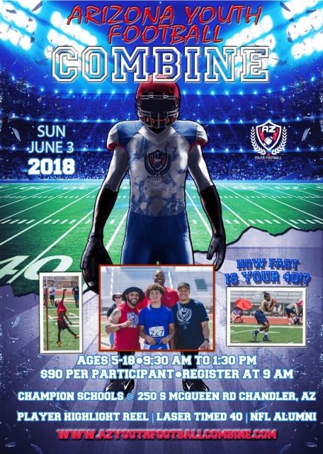 AZ Youth Football Combine