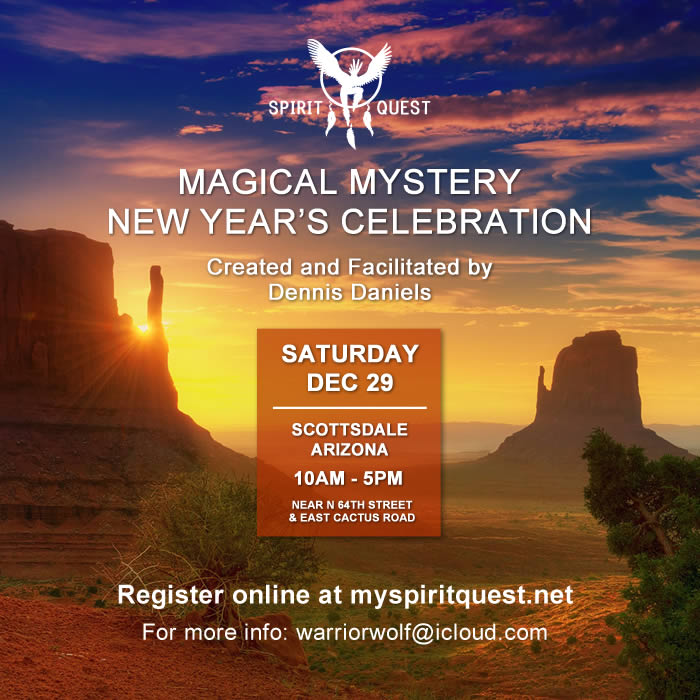 Magical Mystery New Year\\\'s Celebration