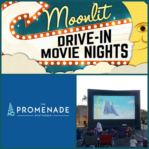 Moonlit Drive-In Movies This Spring at the Promenade