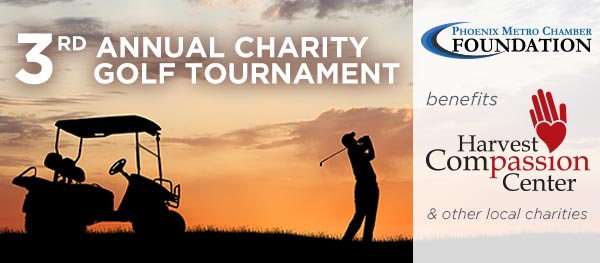 Phoenix Metro Chamber Foundation 3rd Annual Golf Tournament