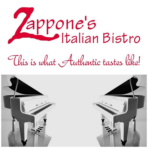 Dueling Pianos at Zappone's Italian Bistro